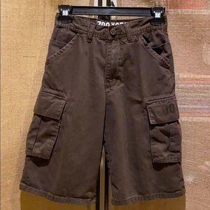 Zoo York Chocolate Cargo Shorts